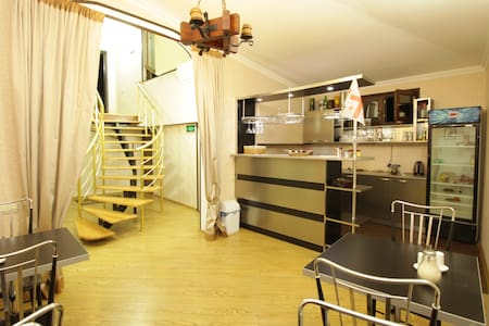 Tbilisi Tower - Tbilisi - Bed & Breakfast