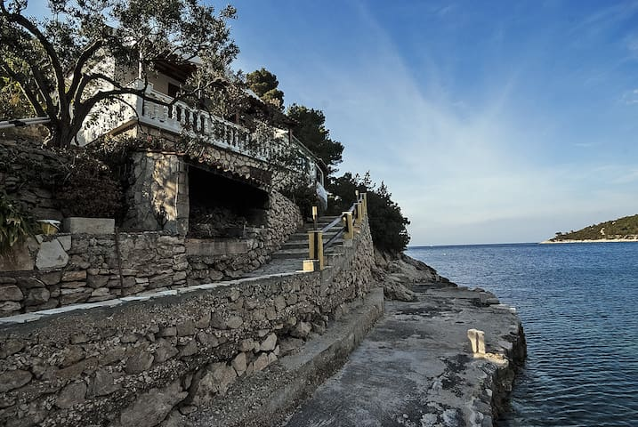 Holiday house VL Cove Stoncica (Vis), Island Vis