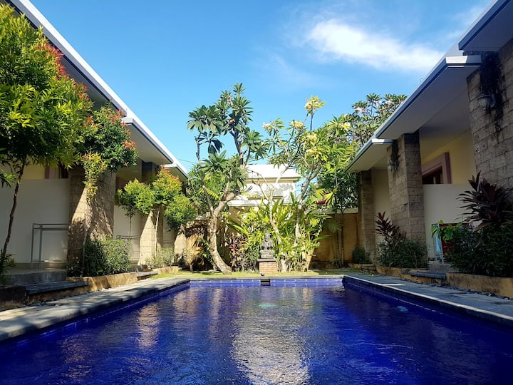 Double Room with Pool in Sanur