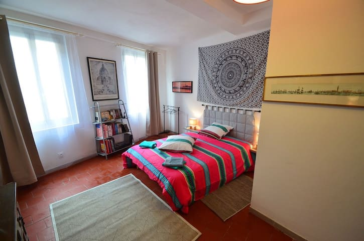 Nice flat in the heart of a catalan little town - Céret - Apartment