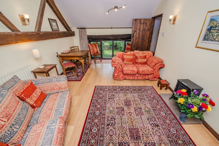Miller's View at Vicarage Farm Holidays
