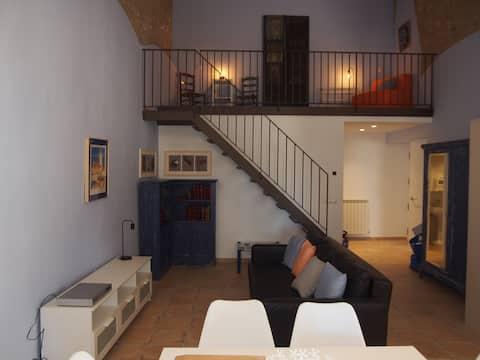 Plaça Major 17 22 Apartament al centre de Banyoles