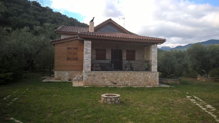Olive stone luxury house - Platanos - Vila