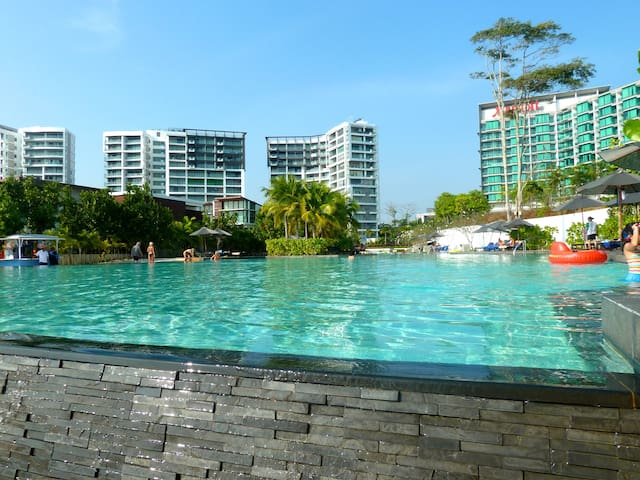 Luxurious Condo-Beachfront and Pool 166 - Apartament