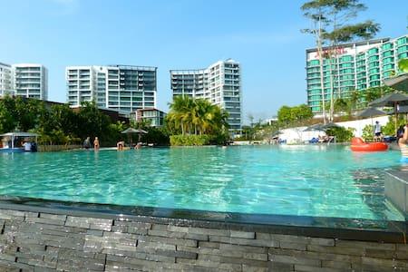 Luxurious Condo-Beachfront and Pool 166