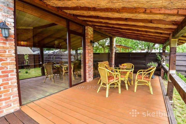 Short-term stay in Klaipeda - Klaipėda - House