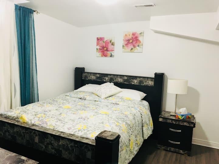 Cozy & Comfy 2 bedroom basement apartment