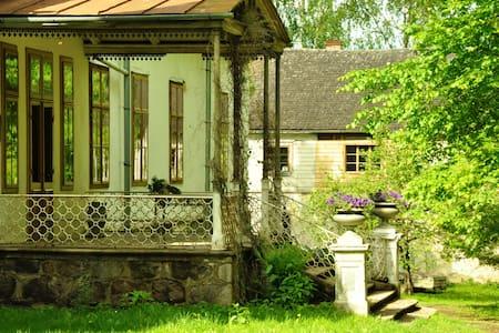 Arendole manor house Majorelle room