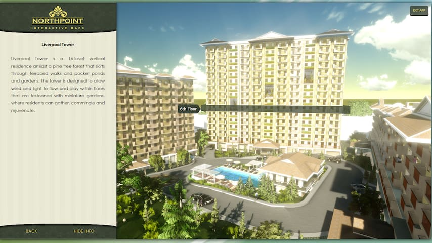 Furnished 2 Bedroom Unit @ Northpoint Davao City - Davao City - Apto. en complejo residencial