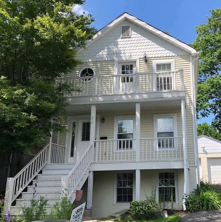 Elegant Nyack Village Home - 45 minutes from NYC