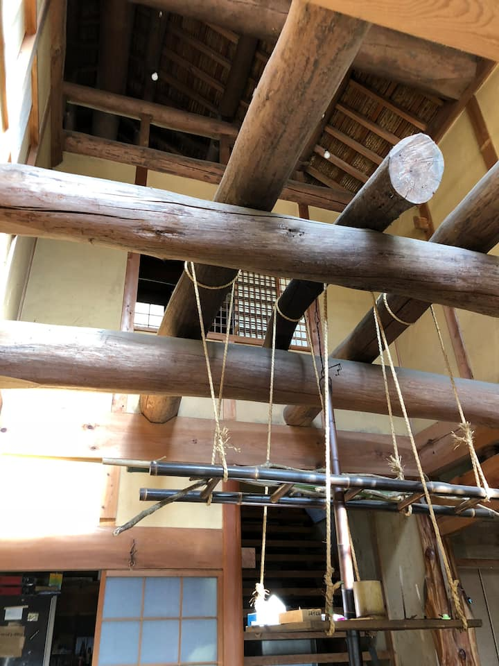 Japanese traditionally house