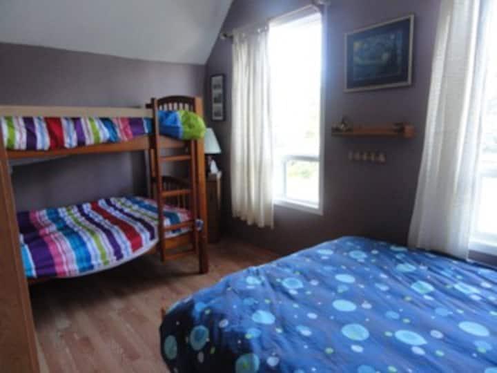 Family Room @ Auberge Inn Hostel