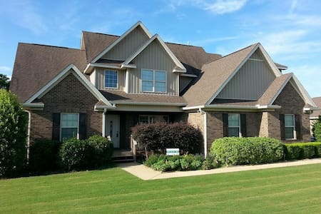 Awesome game day rental in Opelika! - Opelika - Hus