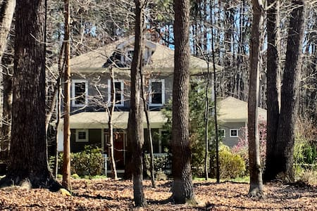 Gorgeous Rural Retreat - Close to Carrboro/CH