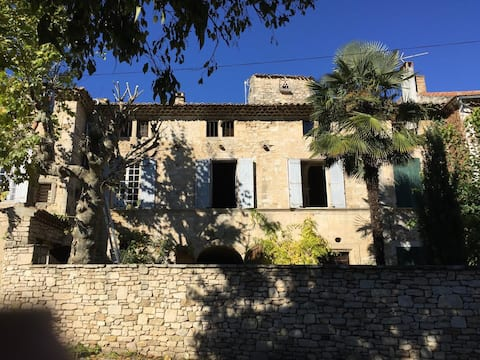 Large manor house Ardèche