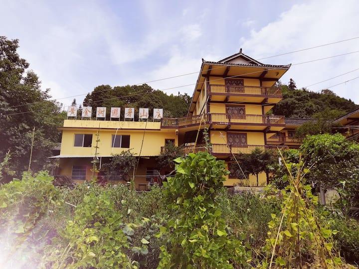 黄金树避暑山庄2(遵义湄潭)