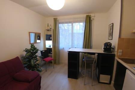 Cosy studio 5 minutes away from Paris - 勒斯里拉斯 - 公寓