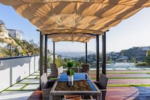 Double Cabana for Breakfast