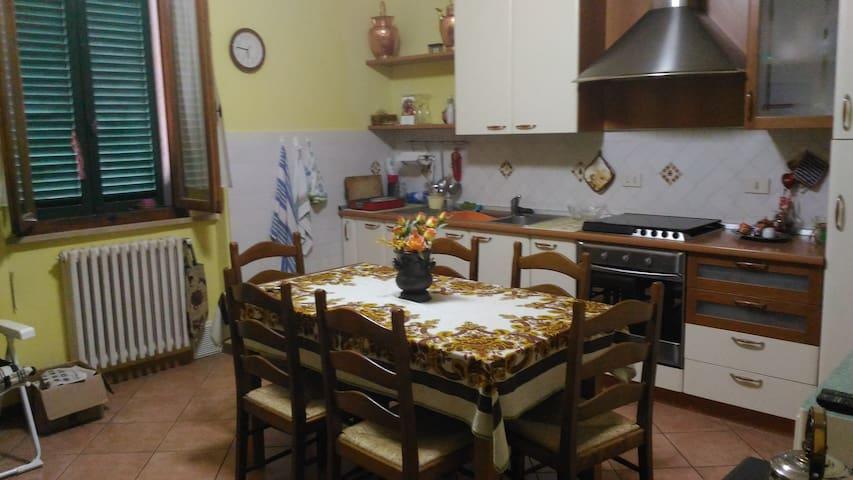Appartamento Corezzo - Corezzo - Apartament