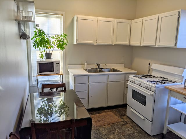 Moline 1 BR Near TaxSlayer and Downtown