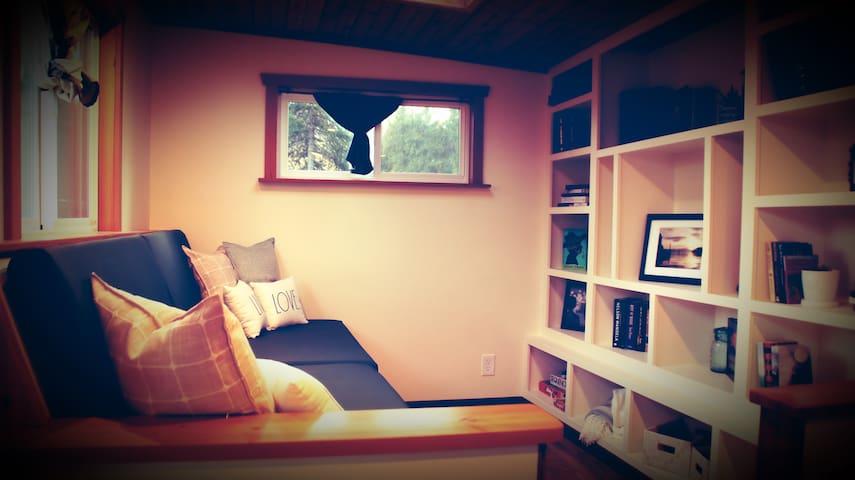 The Cedar Loft | Tiny House
