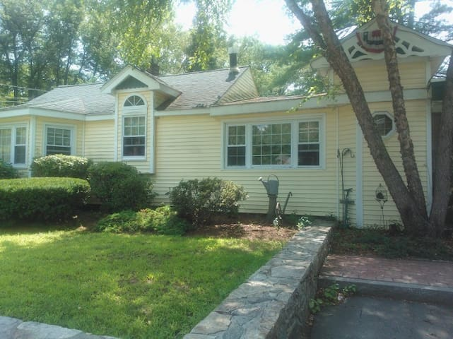 3 bedrooms available on lower level of our home - Holliston
