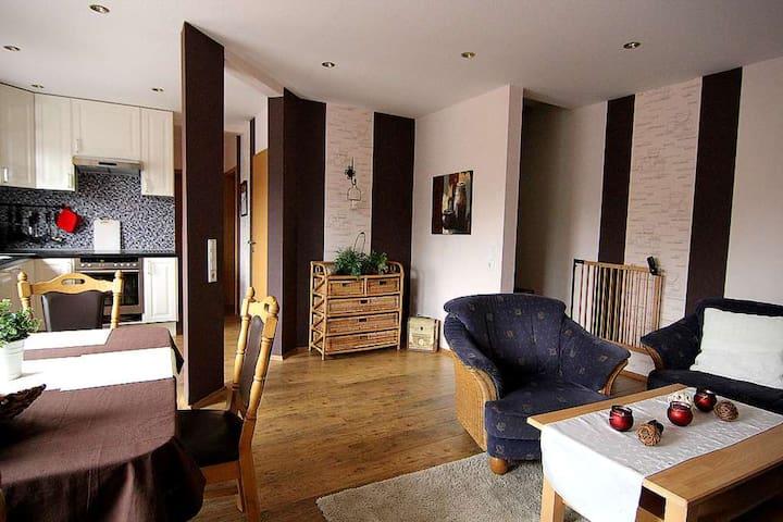 """Ferienwohnung """"An den Wieken"""" - Ostrhauderfehn - Apartment"""