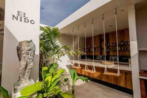 Hotel Agua De Ciénega room 6, Desayuno incluído