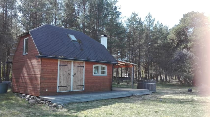 Nurme Cottage in Mahu village, Lääne-Virumaa