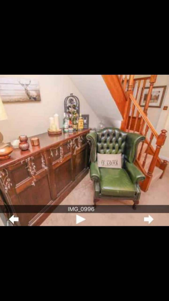 Cosy home in the heart of kenilworth