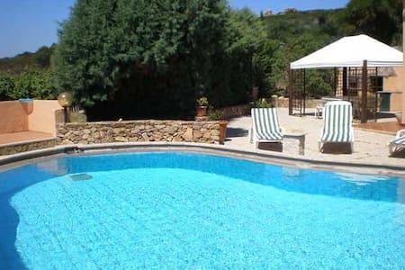 Conca verde splendida villa con piscina - Conca Verde