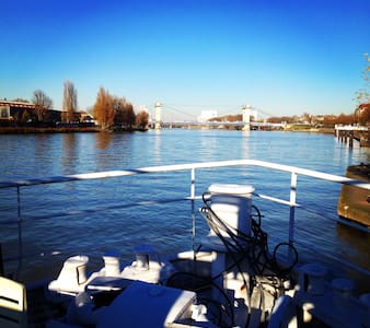 Houseboat near Paris ! - Alfortville - Barco