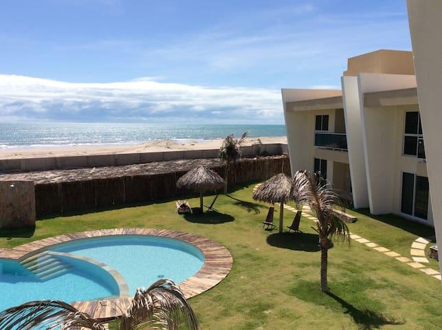 Vilas na Praia Residence suite - Canoa Quebrada - อพาร์ทเมนท์