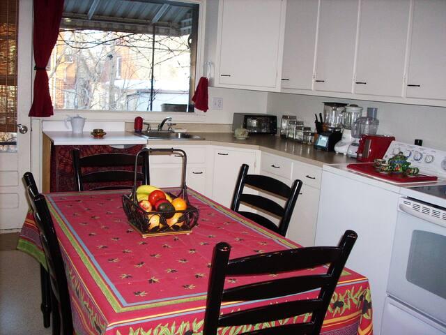 Chambres à louer ensoleillées, secteur résidentiel - Montréal - Apartment