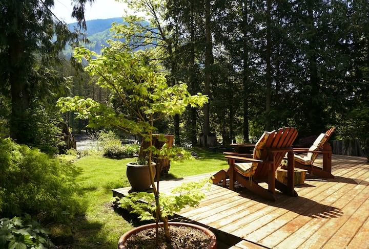 Chilliwack (Vedder) river cabin.