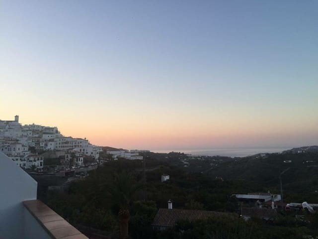 Beautiful apartment with seaview - Frigiliana - Appartement