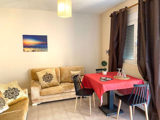 Apartment in Alexandroupoli with free meal!