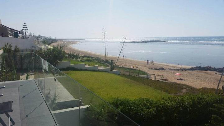 Villa Skhirat front mer avec vue imprenable