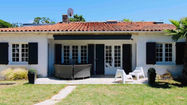 La villa Iodée, Maison Idéale pour vos vacances !