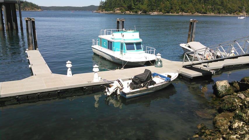 Friday Harbor getaway