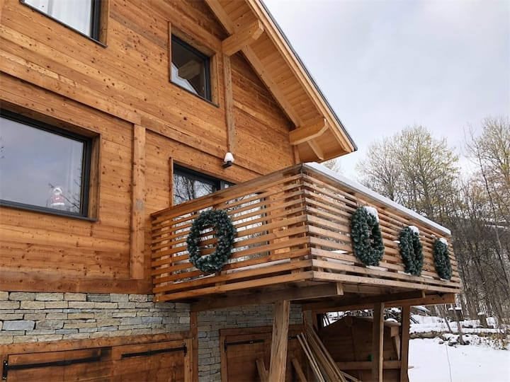 Chalet Cosy - 12 personnes - Grand standing 4****