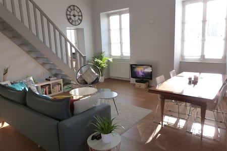 Joli T2 en duplex en plein coeur de Bordeaux - Bordeaux