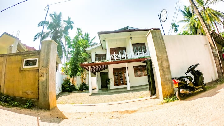 The place in unawatuna, double room with breakfast