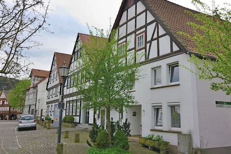 Spacious Apartment in Schwalenberg near Forest