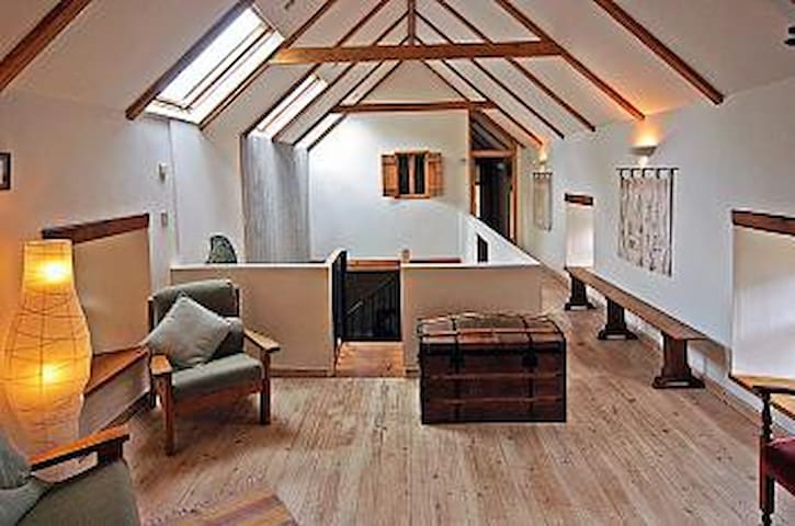 Beautiful restored stone farm cottage - New Ross