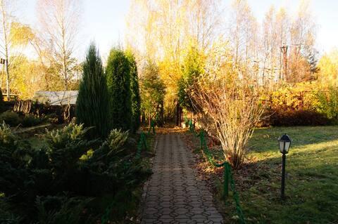 Havehus med sauna og pejs