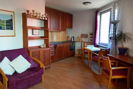 Cosy place near the center of Prague for 2 people