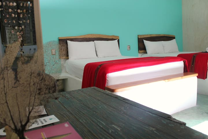 Cozy Room at Downtown Tulum