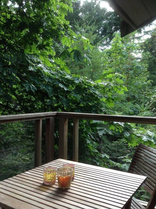 Relax on your own private deck