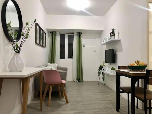 Scandinavian 1 Bedroom Unit in Shaw Mandaluyong